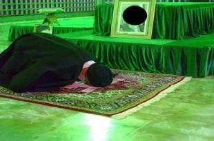 Shia-grave-worship