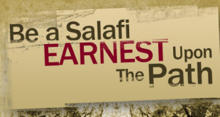 Answers To Common Misconceptions On Naming with Salafiyyah