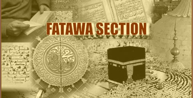 fatawa section